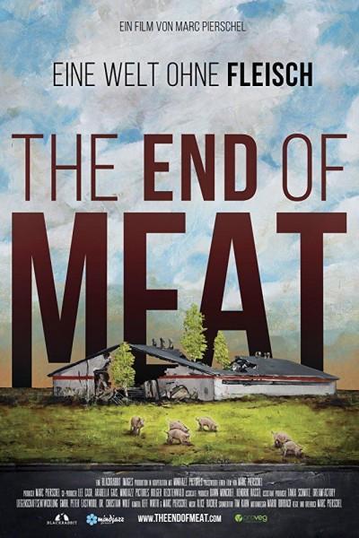 Caratula, cartel, poster o portada de The End of Meat