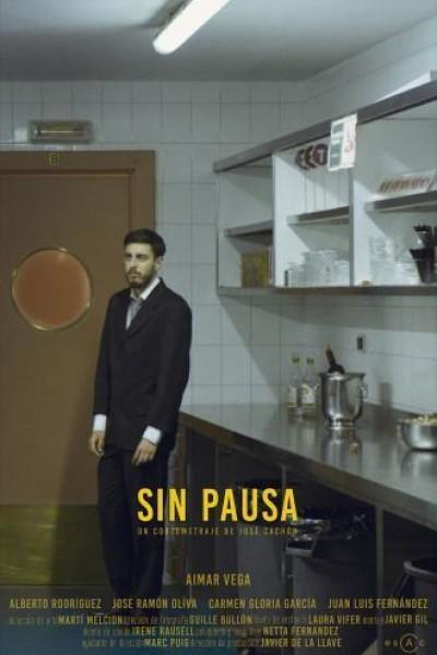 Caratula, cartel, poster o portada de Sin pausa