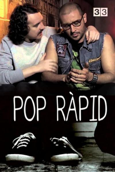 Caratula, cartel, poster o portada de Pop ràpid