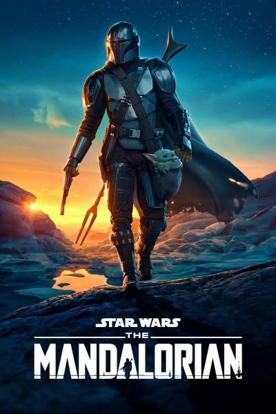 Caratula, cartel, poster o portada de The Mandalorian