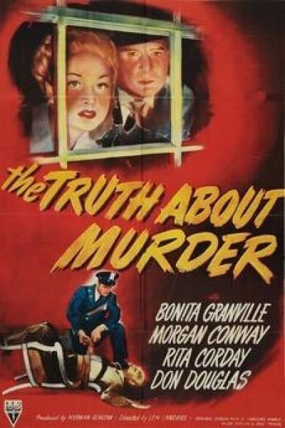 Caratula, cartel, poster o portada de La verdad sobre el crimen