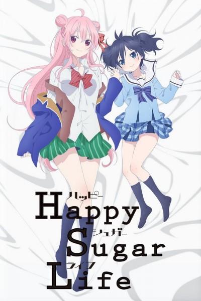 Caratula, cartel, poster o portada de Happy Sugar Life