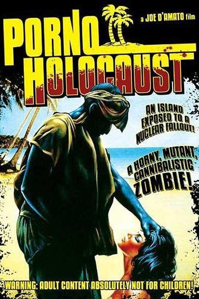 Caratula, cartel, poster o portada de Holocausto porno