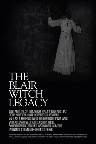 Caratula, cartel, poster o portada de The Blair Witch Legacy Fan Film