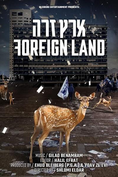 Caratula, cartel, poster o portada de Foreign Land