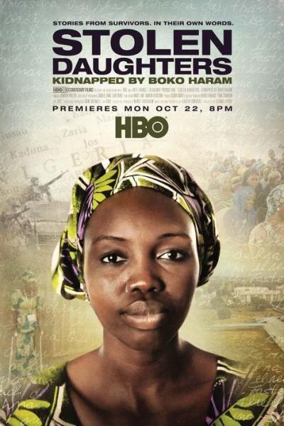 Caratula, cartel, poster o portada de Niñas Robadas: Secuestradas por Boko Haram