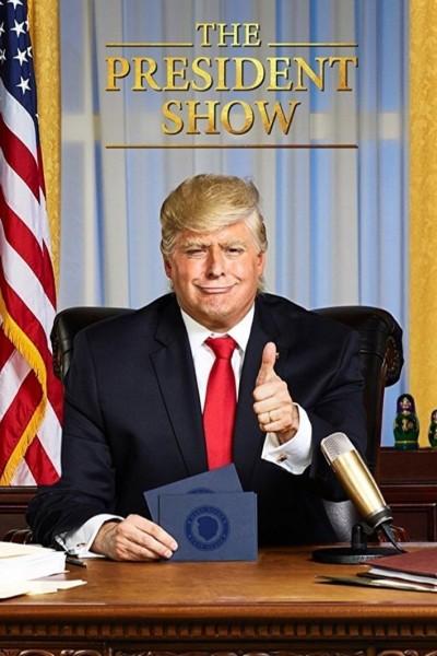 Caratula, cartel, poster o portada de Un documental del Show del Presidente: La caída de Donald Trump