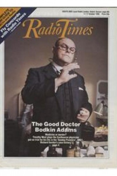 Caratula, cartel, poster o portada de The Good Doctor Bodkin-Adams