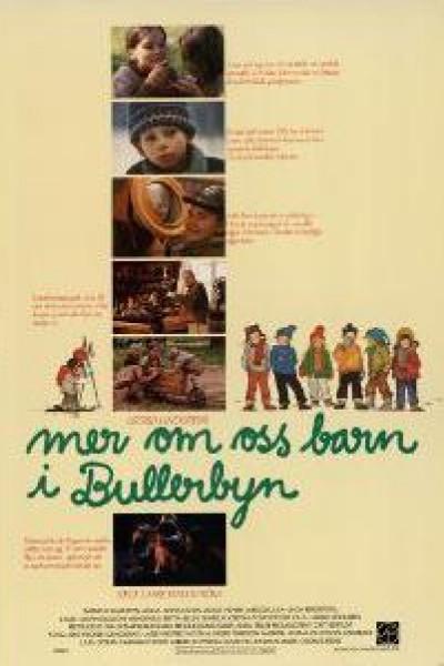 Caratula, cartel, poster o portada de More About the Children of Bullerby Village