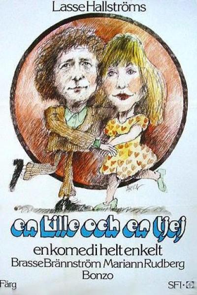 Caratula, cartel, poster o portada de A Guy and a Gal