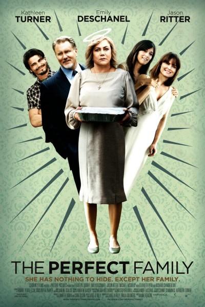 Caratula, cartel, poster o portada de La familia perfecta
