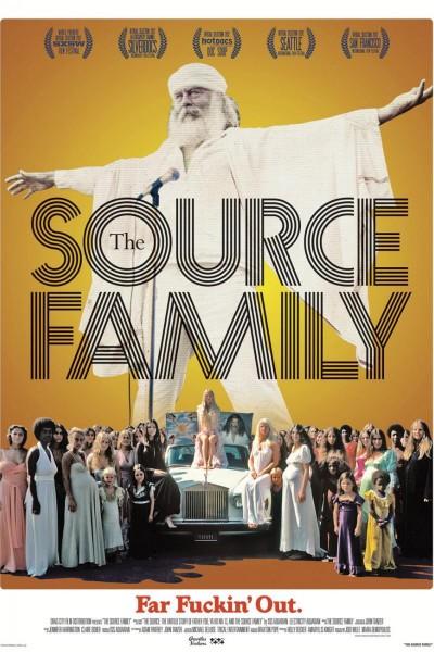 Caratula, cartel, poster o portada de The Source Family