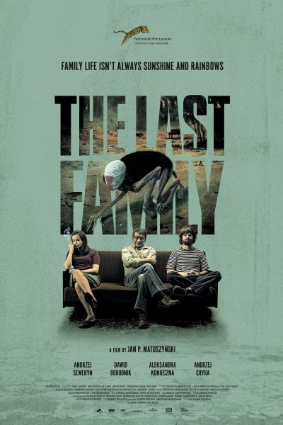 Caratula, cartel, poster o portada de The Last Family
