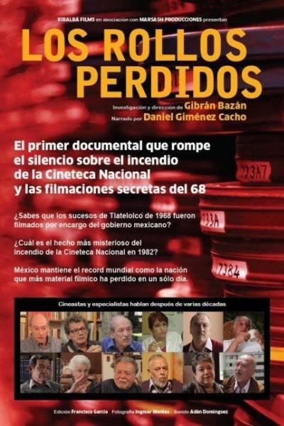 Caratula, cartel, poster o portada de Los rollos perdidos