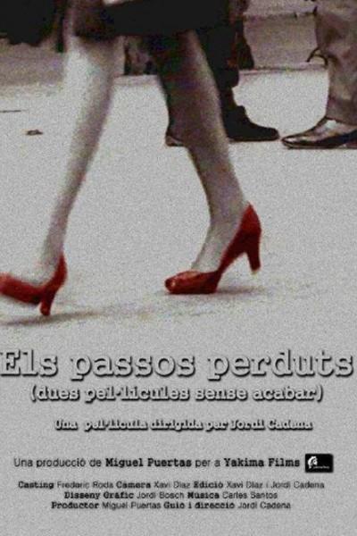 Caratula, cartel, poster o portada de Los pasos perdidos