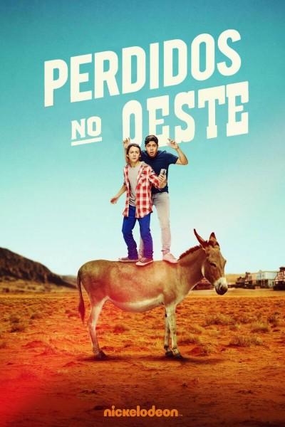 Caratula, cartel, poster o portada de Perdidos en el oeste