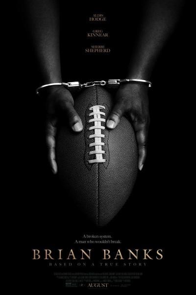 Caratula, cartel, poster o portada de Brian Banks (The Brian Banks Story)