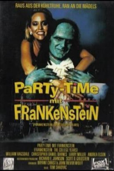 Caratula, cartel, poster o portada de Mi amigo Frank
