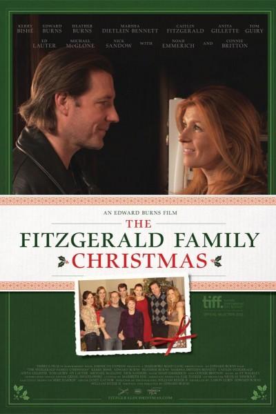 Caratula, cartel, poster o portada de The Fitzgerald Family Christmas