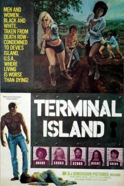 Caratula, cartel, poster o portada de La isla sin retorno