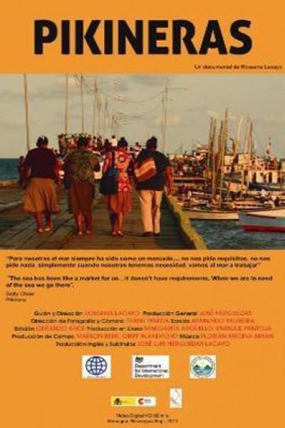 Caratula, cartel, poster o portada de Pikineras