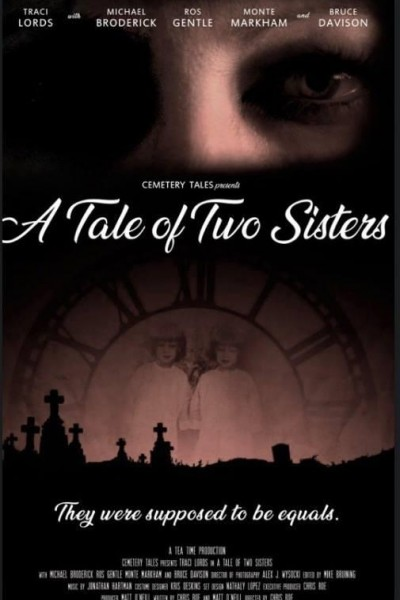 Caratula, cartel, poster o portada de Cemetary Tales: A Tale of Two Sisters