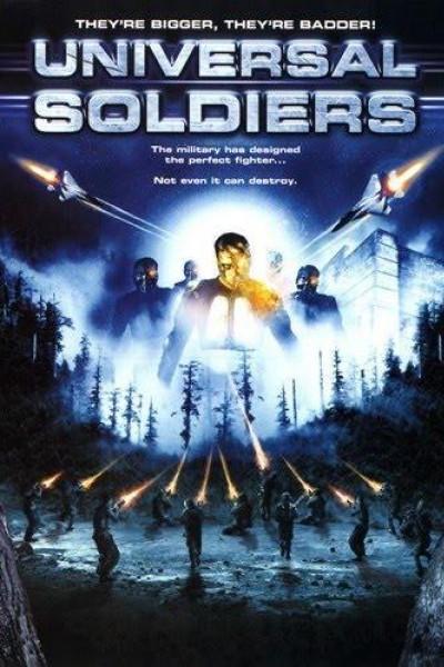 Caratula, cartel, poster o portada de Universal Soldiers