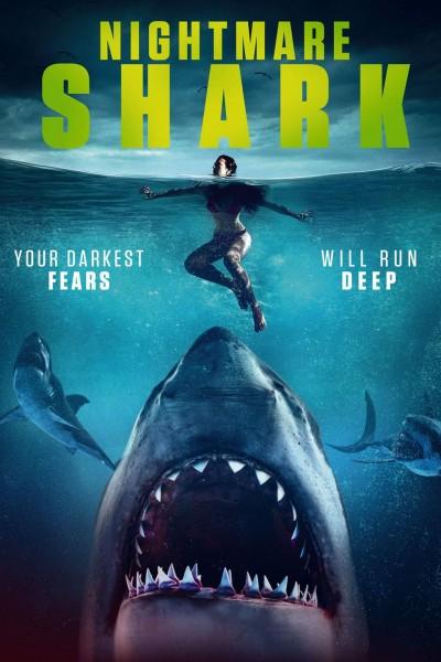 Caratula, cartel, poster o portada de Nightmare Shark