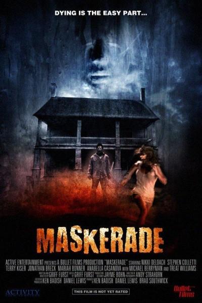 Caratula, cartel, poster o portada de Maskerade