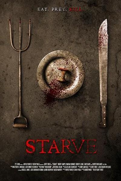 Caratula, cartel, poster o portada de Starve