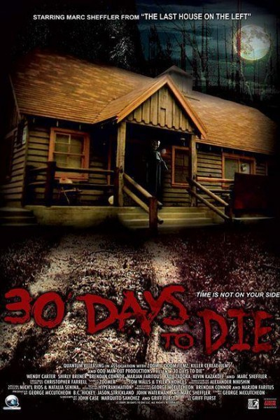 Caratula, cartel, poster o portada de 30 Days to Die