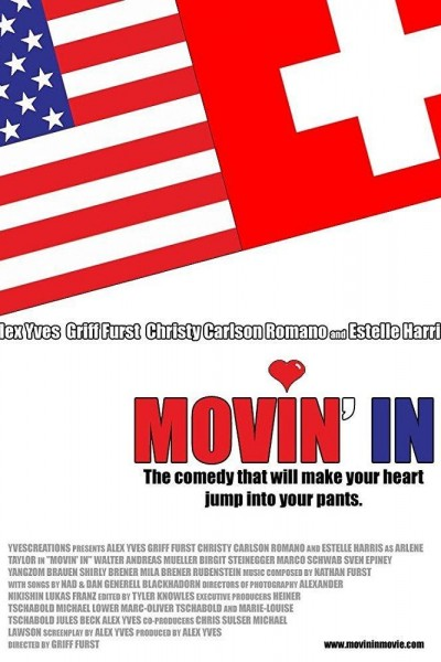 Caratula, cartel, poster o portada de Movin\' In