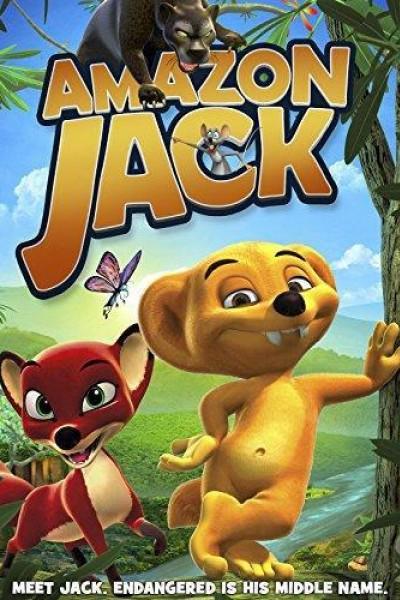 Caratula, cartel, poster o portada de Amazon Jack
