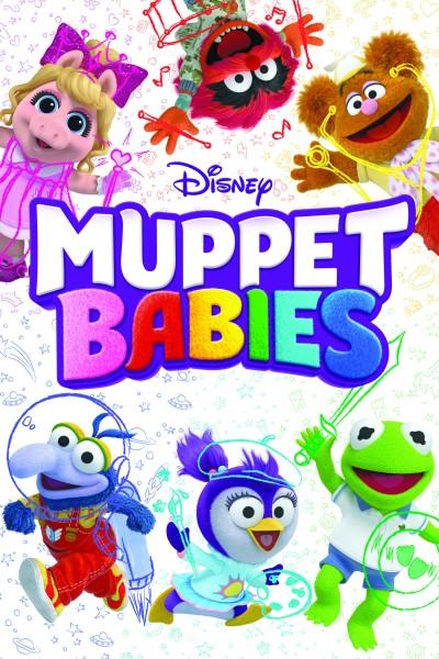 Caratula, cartel, poster o portada de Muppet Babies