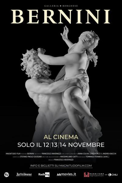 Caratula, cartel, poster o portada de Bernini, el artista que inventó el barroco