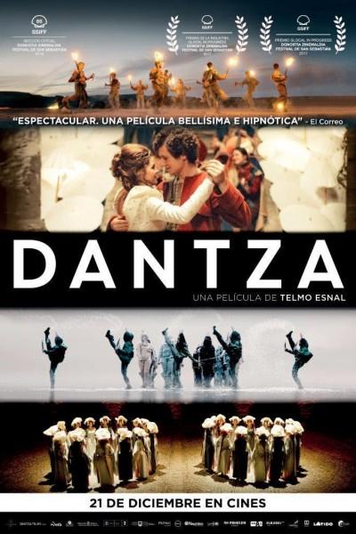Caratula, cartel, poster o portada de Dantza