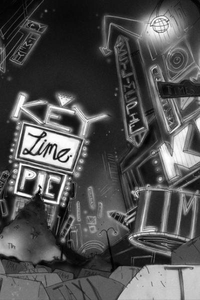 Caratula, cartel, poster o portada de Key Lime Pie