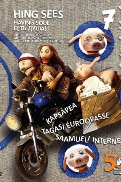Caratula, cartel, poster o portada de Saamueli internet