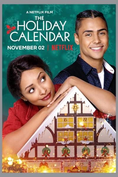 Caratula, cartel, poster o portada de El calendario de Navidad