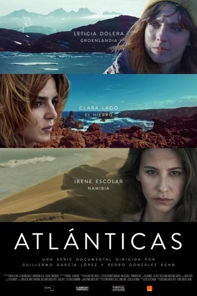 Caratula, cartel, poster o portada de Atlánticas