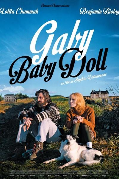 Caratula, cartel, poster o portada de Gaby Baby Doll
