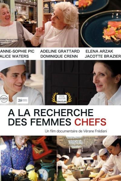 Caratula, cartel, poster o portada de À la recherche des femmes chefs