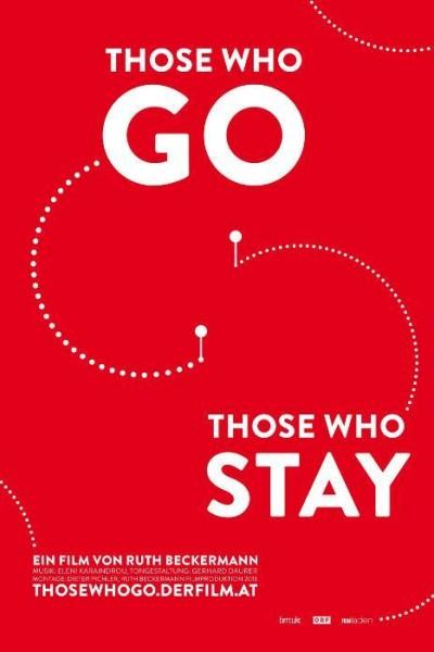 Caratula, cartel, poster o portada de Those Who Go Those Who Stay