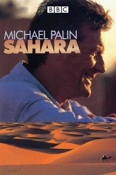 Caratula, cartel, poster o portada de El Sahara con Michael Palin