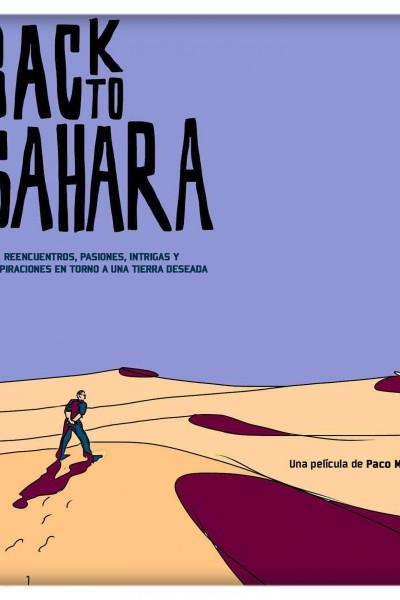 Caratula, cartel, poster o portada de Back to Sahara