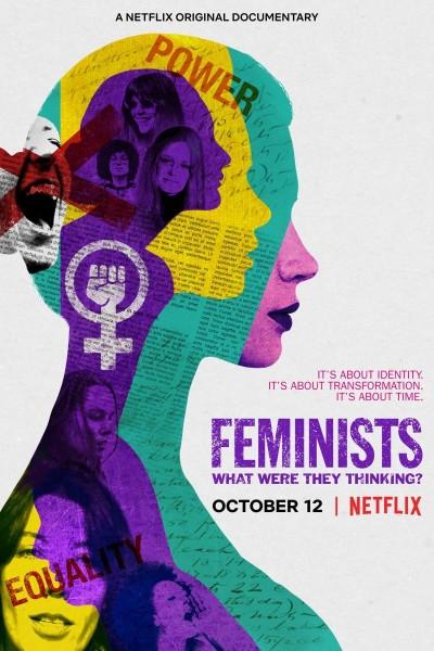 Caratula, cartel, poster o portada de Retratos del feminismo