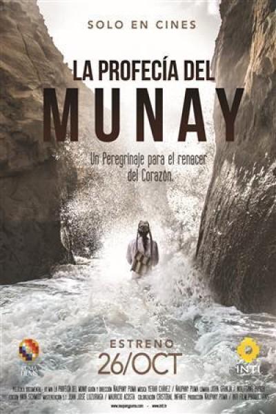 Caratula, cartel, poster o portada de La profecía del Munay