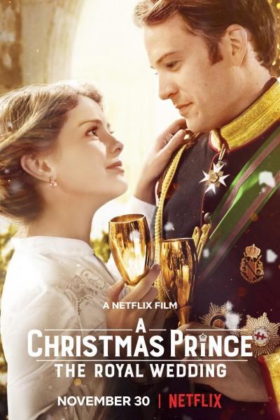 Caratula, cartel, poster o portada de Un príncipe de Navidad: La boda real