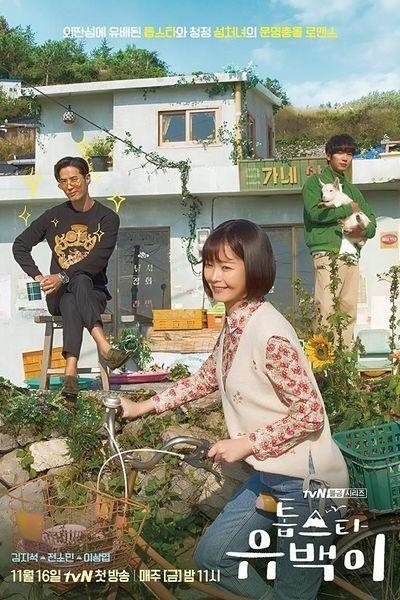 Caratula, cartel, poster o portada de Top Star Yoo Baek