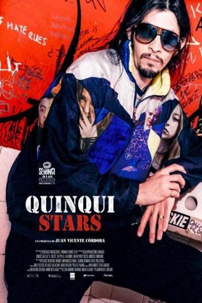 Caratula, cartel, poster o portada de Quinqui Stars